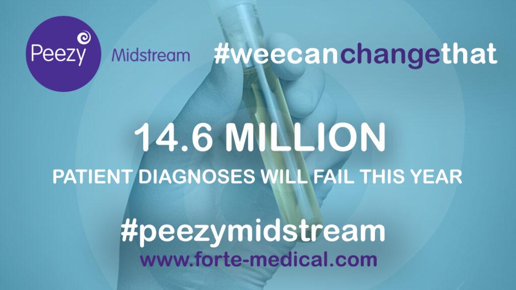 Peezy Midstream helps patient diagnosis