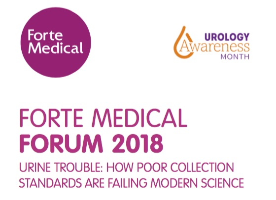 Forte Medical Forum | Urine Trouble